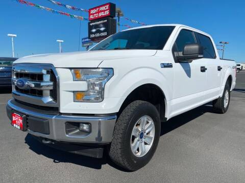 2017 Ford F-150 for sale at Right Price Auto in Idaho Falls ID