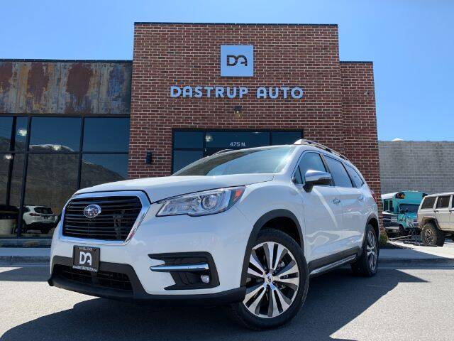 2019 Subaru Ascent for sale at Dastrup Auto in Lindon UT
