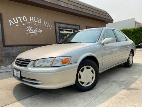 2000 Toyota Camry for sale at Auto Hub, Inc. in Anaheim CA