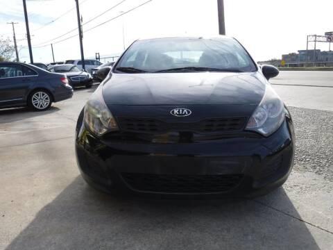 2013 Kia Rio5 for sale at N & A Metro Motors in Dallas TX
