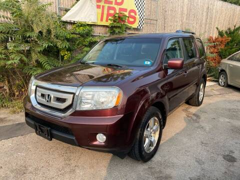 2010 Honda Pilot for sale at Polonia Auto Sales and Service in Hyde Park MA