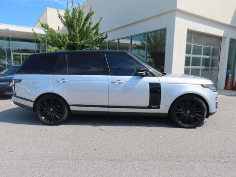 2019 Land Rover Range Rover for sale at Southern Auto Solutions - BMW of South Atlanta in Marietta GA