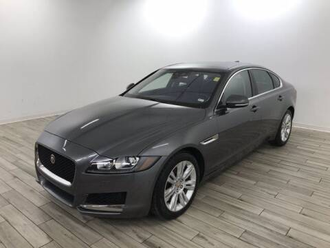 2017 Jaguar XF for sale at TRAVERS GMT AUTO SALES - Traver GMT Auto Sales West in O Fallon MO