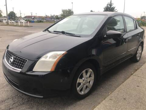 2007 Nissan Sentra for sale at 5 STAR MOTORS 1 & 2 in Louisville KY