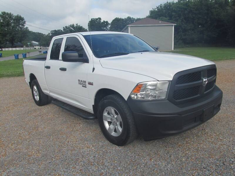 2019 RAM Ram Pickup 1500 Classic for sale at Jerry West Used Cars in Murray KY