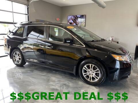 2012 Honda Odyssey for sale at Crossroads Car & Truck in Milford OH