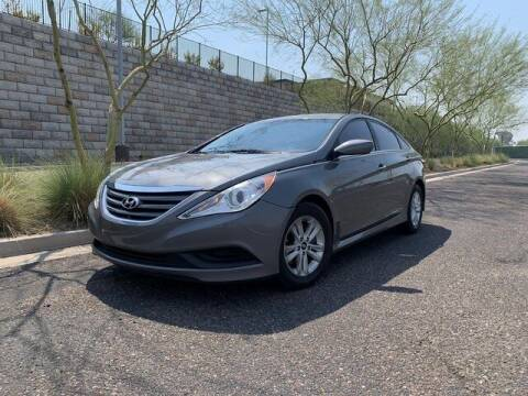 2014 Hyundai Sonata for sale at AUTO HOUSE TEMPE in Tempe AZ