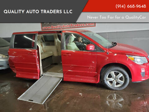 2010 Volkswagen Routan for sale at Quality Auto Traders LLC in Mount Vernon NY