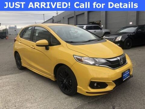 2019 Honda Fit for sale at Honda of Seattle in Seattle WA