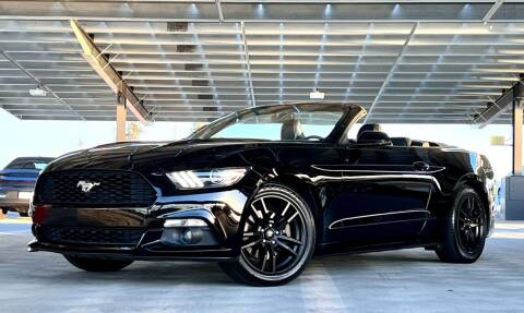 2015 Ford Mustang for sale at Car Hero LLC in Santa Clara CA