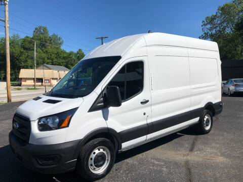 2020 Ford Transit Cargo for sale at Teds Auto Inc in Marshall MO