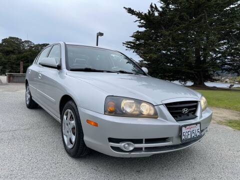 2004 Hyundai Elantra for sale at Dodi Auto Sales in Monterey CA