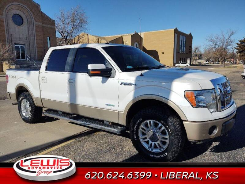 2011 Ford F-150 for sale at Lewis Chevrolet Buick Cadillac of Liberal in Liberal KS