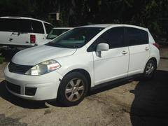 2009 Nissan Versa for sale at Popular Imports Auto Sales in Gainesville FL