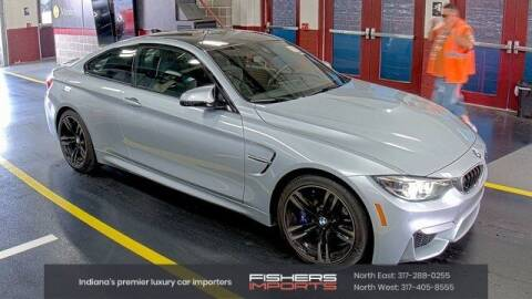 2018 BMW M4 for sale at Fishers Imports in Fishers IN