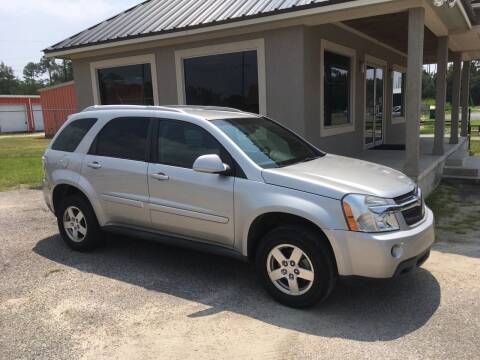 2008 Chevrolet Equinox for sale at Autofinders in Gulfport MS