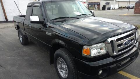 2010 Ford Ranger for sale at Graft Sales and Service Inc in Scottdale PA