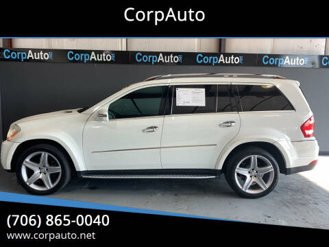 2011 Mercedes-Benz GL-Class for sale at CorpAuto in Cleveland GA