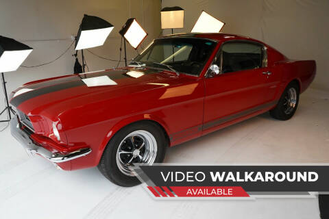 1965 Ford Mustang for sale at ConsignCarsOnline.com in Oceano CA