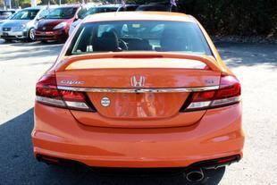 2015 Honda Civic Si 4dr Sedan - West Nyack NY
