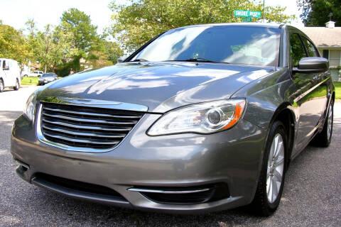 2013 Chrysler 200 for sale at Prime Auto Sales LLC in Virginia Beach VA