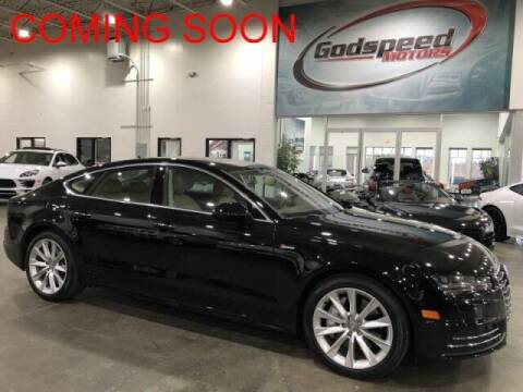 2016 Audi A7 for sale at Godspeed Motors in Charlotte NC