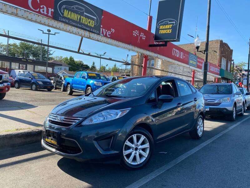 2011 Ford Fiesta for sale at Manny Trucks in Chicago IL