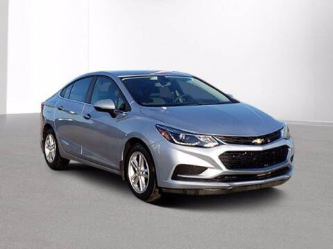 2017 Chevrolet Cruze for sale at Jimmys Car Deals in Livonia MI