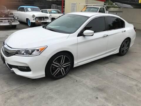 2017 Honda Accord for sale at Auto Emporium in Wilmington CA