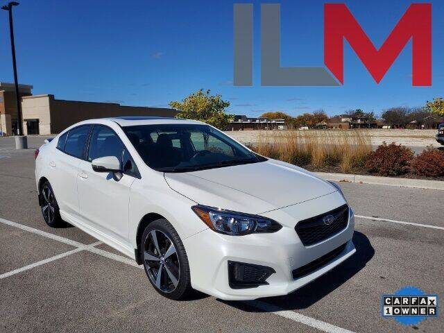 2018 Subaru Impreza for sale at INDY LUXURY MOTORSPORTS in Fishers IN