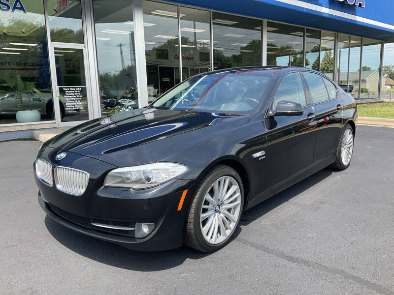 2011 BMW 5 Series for sale at A 1 Motors in Monroe MI
