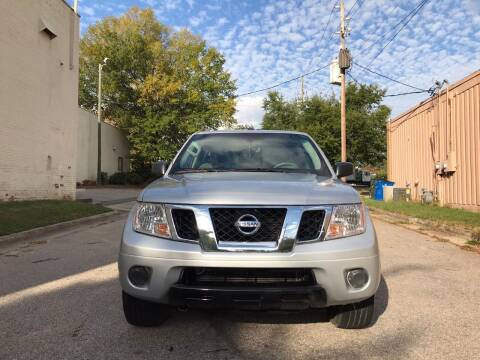 2018 Nissan Frontier for sale at Horizon Auto Sales in Raleigh NC
