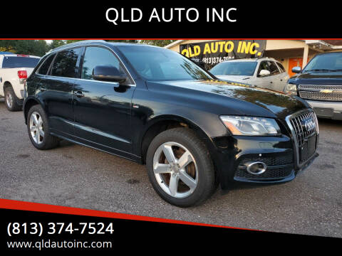 2011 Audi Q5 for sale at QLD AUTO INC in Tampa FL