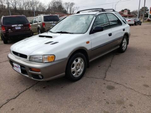 1998 Subaru Impreza for sale at Gordon Auto Sales LLC in Sioux City IA
