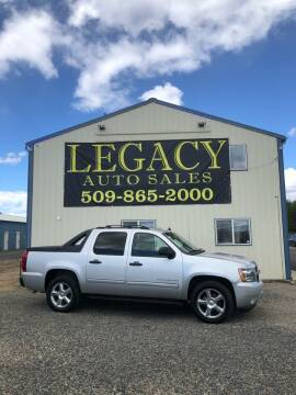 2010 Chevrolet Avalanche for sale at Legacy Auto Sales in Toppenish WA