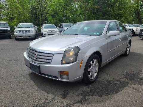 2004 Cadillac CTS for sale at PA Auto World in Levittown PA