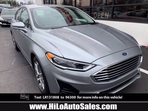 2020 Ford Fusion for sale at BuyFromAndy.com at Hi Lo Auto Sales in Frederick MD