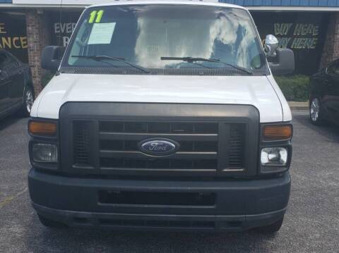 2011 Ford E-Series Cargo for sale at Kinston Auto Mart in Kinston NC