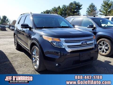 2013 Ford Explorer for sale at Jeff D'Ambrosio Auto Group in Downingtown PA