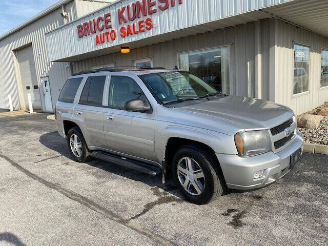 2007 Chevrolet TrailBlazer for sale at Bruce Kunesh Auto Sales Inc in Defiance OH
