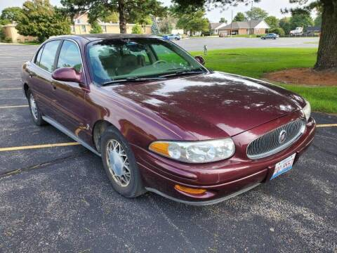 2003 Buick LeSabre for sale at Tremont Car Connection in Tremont IL