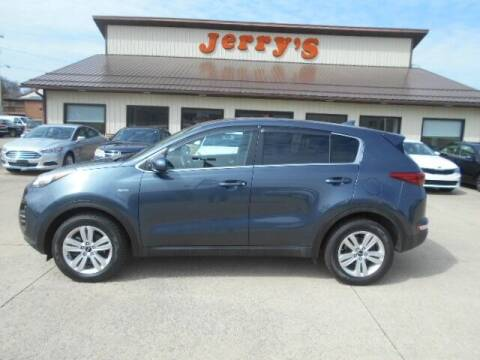 2017 Kia Sportage for sale at Jerry's Auto Mart in Uhrichsville OH
