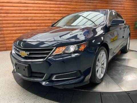 2017 Chevrolet Impala for sale at Dixie Motors in Fairfield OH