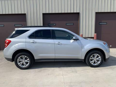 2017 Chevrolet Equinox for sale at Dakota Auto Inc. in Dakota City NE