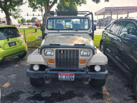1994 Jeep Wrangler for sale at Silverline Auto Boise in Meridian ID