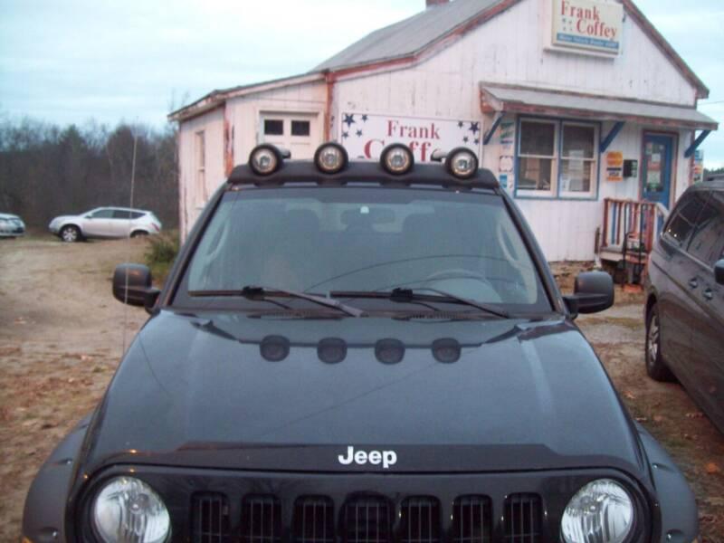 2005 Jeep Liberty Renegade 4WD 4dr SUV - Milford NH
