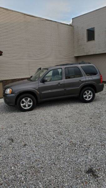 2005 Mazda Tribute for sale at Settle Auto Sales TAYLOR ST. in Fort Wayne IN