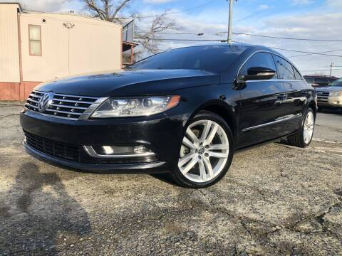 2013 Volkswagen CC for sale at Atlas Auto Sales in Smyrna GA