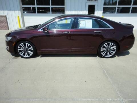 2017 Lincoln MKZ for sale at Quality Motors Inc in Vermillion SD