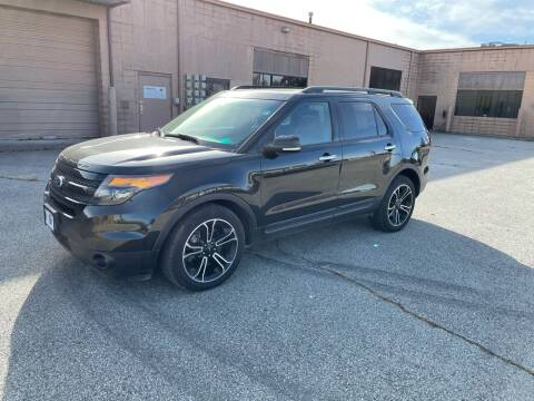 2014 Ford Explorer for sale at Certified Auto Exchange in Indianapolis IN